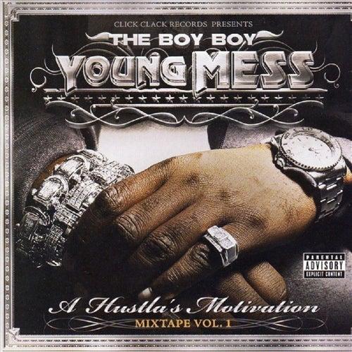 A Hustler's Motivation Mixtape Vol.1 by Messy Marv