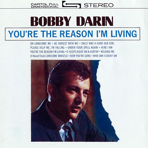 Play & Download You're The Reason I'm Living by Bobby Darin | Napster