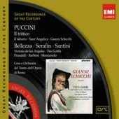 Puccini: Il trittico (Il tabarro; Suor Angelica; Gianni Schicchi) by Various Artists