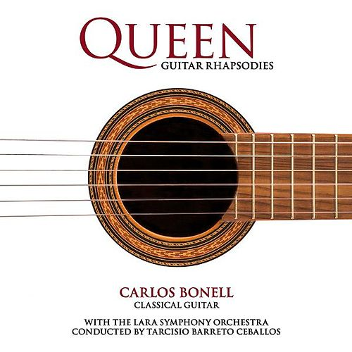 Queen Guitar Rhapsodies by Carlos Bonell