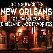 Going Back to New Orleans: Delta Blues & Dixieland Jazz Favorites by Various Artists
