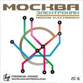 Moscow Electrohack 1 by Majed Salih