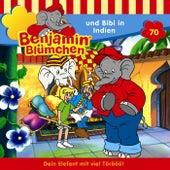 Folge 70: und Bibi in Indien von Benjamin Blümchen