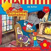 Folge 64: als Butler von Benjamin Blümchen