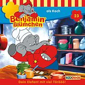Folge 23: als Koch von Benjamin Blümchen