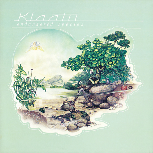 Play & Download Endangered Species by Klaatu | Napster