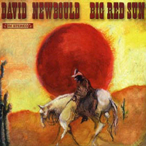 Big Red Sun by David Newbould