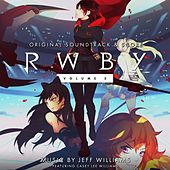 Rwby, Vol. 3 (Original Soundtrack & Score) by Various Artists