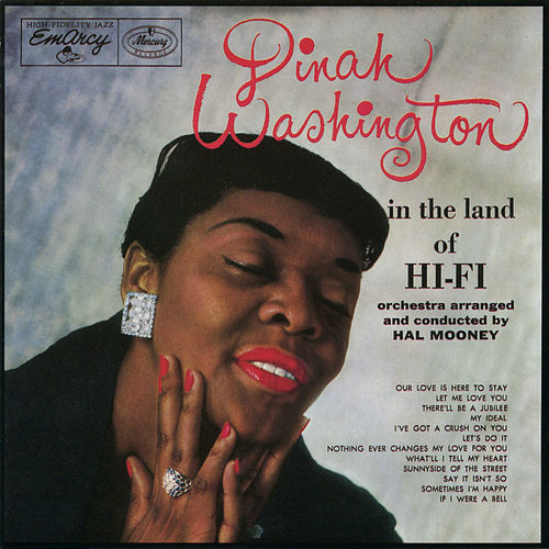 In The Land Of Hi-Fi by Dinah Washington