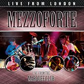 Live From London by Mezzoforte