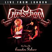 Live From London by Girlschool