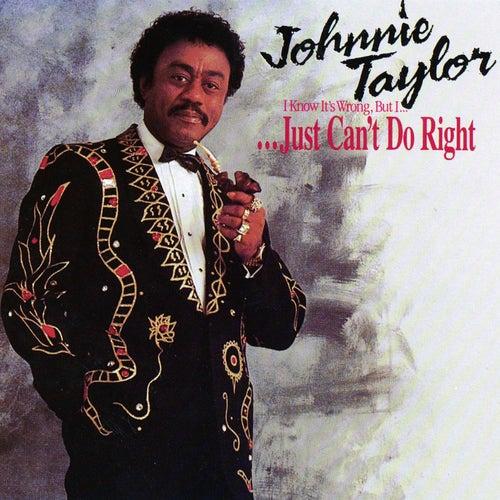 I Know It's Wrong, But I...Just Can't Do Right by Johnnie Taylor
