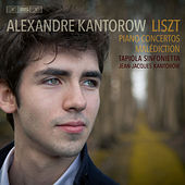 Play & Download Liszt: Piano Concertos & Malédiction by Alexandre Kantorow | Napster