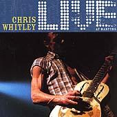 Live At Martyrs' by Chris Whitley