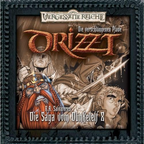 DRIZZT - Die Saga vom Dunkelelf 8 - Die verschlungenen Pfade by Drizzt