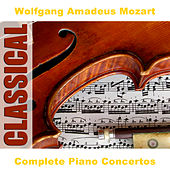 Play & Download Complete Piano Concertos by Various Artists | Napster