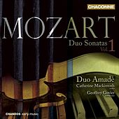 MOZART, W.A.: Duo Sonatas, Vol. 1 - K. 301, 302, 303, 359, 360 (Duo Amade) by Duo Amade