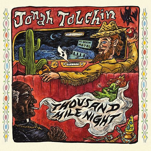 Play & Download Thousand Mile Night by Jonah Tolchin | Napster