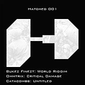 Hatched 001 by Various Artists