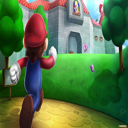 Super Mario 64 Soundtrack (Instrumental Remix) by Monsalve