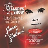Play & Download Rinde Homenaje A Un Grande Juan Gabriel by Banda Vallarta Show | Napster
