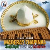 Saludo Mexicano. Música de Guatemala para los Latinos by Marimba Maderas Chapinas