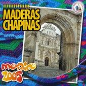 Mosaico 2005. Música de Guatemala para los Latinos by Marimba Maderas Chapinas