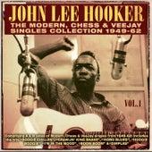 The Modern, Chess & Veejay Singles Collection 1949-62, Vol. 1 von John Lee Hooker
