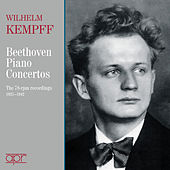 Beethoven: Piano Concertos by Wilhelm Kempff