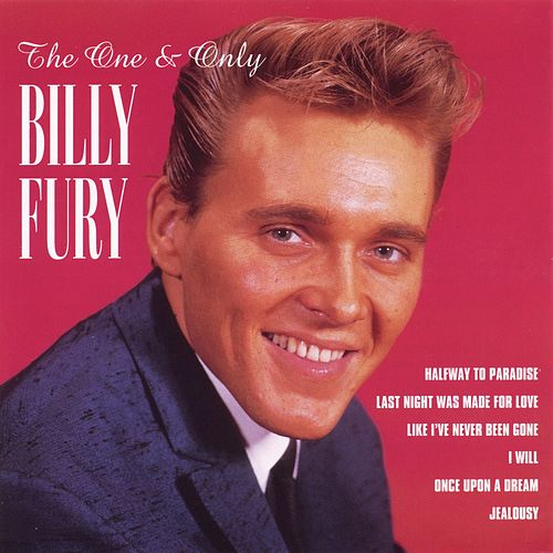 Play & Download The One and Only by Billy Fury | Napster