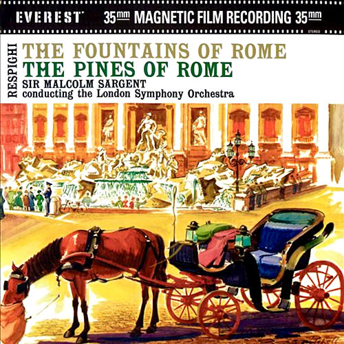 Play & Download Respighi: the Fountains of Rome & the Pines of Rome by London Symphony Orchestra | Napster