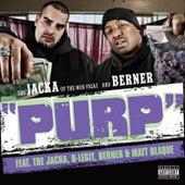 Purp (feat. B-Legit & Cozmo)  - Single by The Jacka