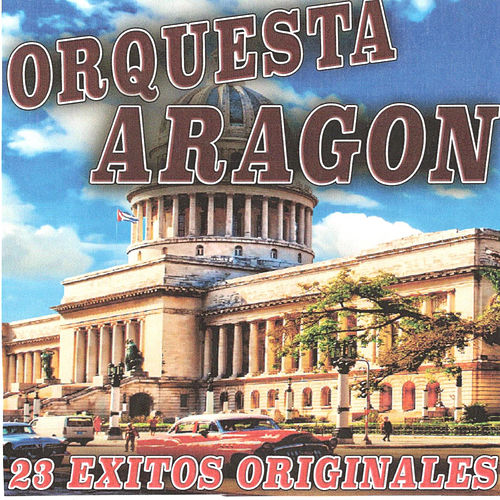 Play & Download 23 Exitos Originales by Orquesta Aragon | Napster