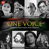 Play & Download One Voice: Legends from India & Pakistan by Various Artists | Napster
