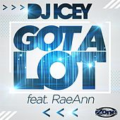 Play & Download Got a Lot (feat. Raeann) by DJ Icey | Napster