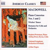 Piano Concertos Nos. 1 & 2 by Edward Macdowell