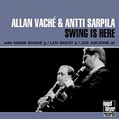Play & Download Swing Is Here by Allan Vaché   Napster