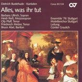 BUXTEHUDE, D.: Alles, was ihr tut / Gott hilf mir / Furwahr, er trug unsere Krankheit / Das neugeborne Kindelein by Various Artists