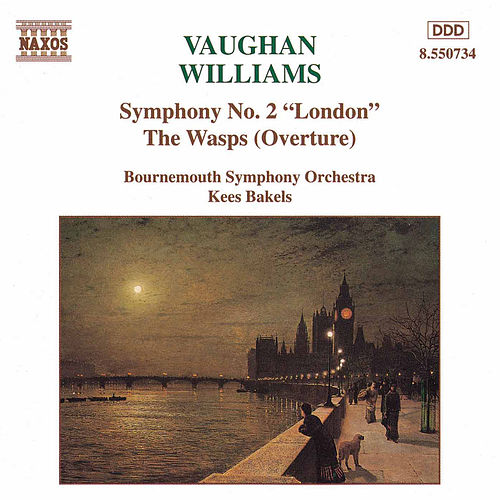 Symphony No. 2 'London' by Ralph Vaughan Williams