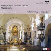 FISCHER, J.C.F.: Jubilate Deo / Missa Sancti Dominici / Vesperae, seu Psalmi vespertini / Lytaniae Lauretanae (Rastatter Hofkapelle, Ochs) by Jurgen Ochs