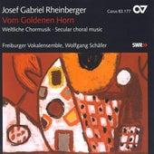 Play & Download RHEINBERGER, J.: Vom goldenen Horn / Liebesgarten / Im Sturm und Frieden by Chia Chou | Napster