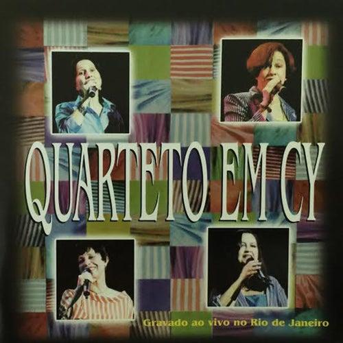 Play & Download Quarteto em Cy (Ao Vivo) by Quarteto Em Cy   Napster