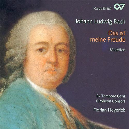 Play & Download Bach, J.L.: Motets (Ex Tempore Gent, Heyerick) by Various Artists | Napster