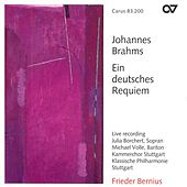 BRAHMS: German Requiem (A) by Julia Borchert