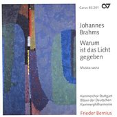 Play & Download BRAHMS, J.: Choral Music (Stuttgart Chamber Choir, Bernius) by Various Artists | Napster