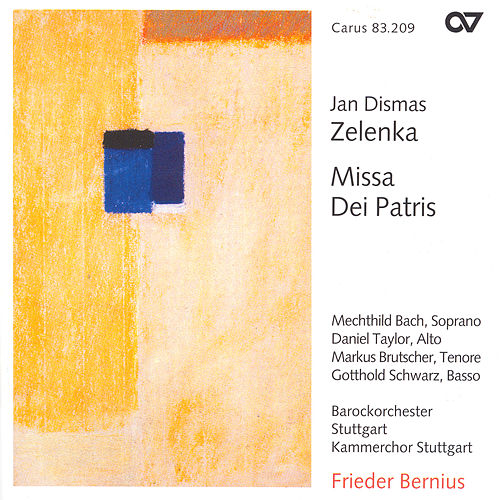 Play & Download ZELENKA: Missa Dei Patris by Daniel Taylor | Napster
