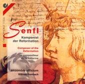 Play & Download SENFL: Missa super Nisi Dominus / Omnes gentes plaudite / Veni Sancte Spiritus / Nisi Dominus aedificavent (Ensemble Officium, Rombach) by Wilfried Rombach | Napster