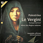 Play & Download PALESTRINA, G.P.: Vergini (Le) / Ave Regina coelorum / Missa Ave Regina coelorum (Officium Ensemble, Rombach) by Wilfried Rombach | Napster