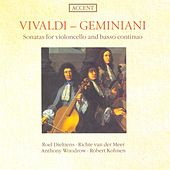 Play & Download Cello Music - VIVALDI, A. / GEMINIANI, F. (Sonatas for violoncello and basso continuo) (Dieltiens) by Various Artists | Napster