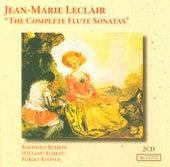 LECLAIR: Flute Sonatas (Complete) (Kuijken) by Barthold Kuijken